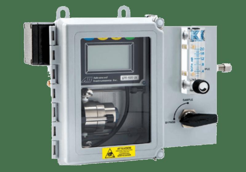 Analizador de trazas de oxígeno ATEX GPR-1500