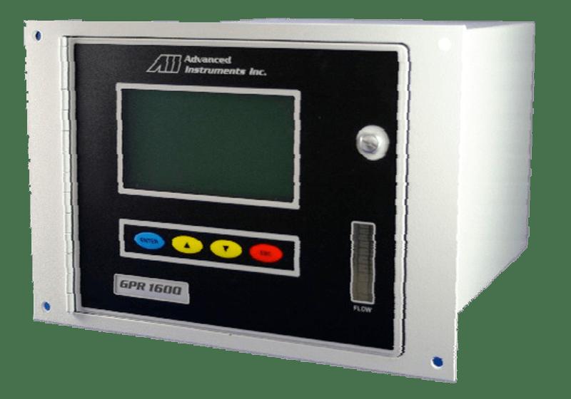 Analizador de trazas de oxígeno GPR-1600