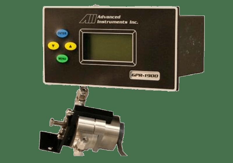 Analizador de trazas de oxígeno con célula remota GPR-1900