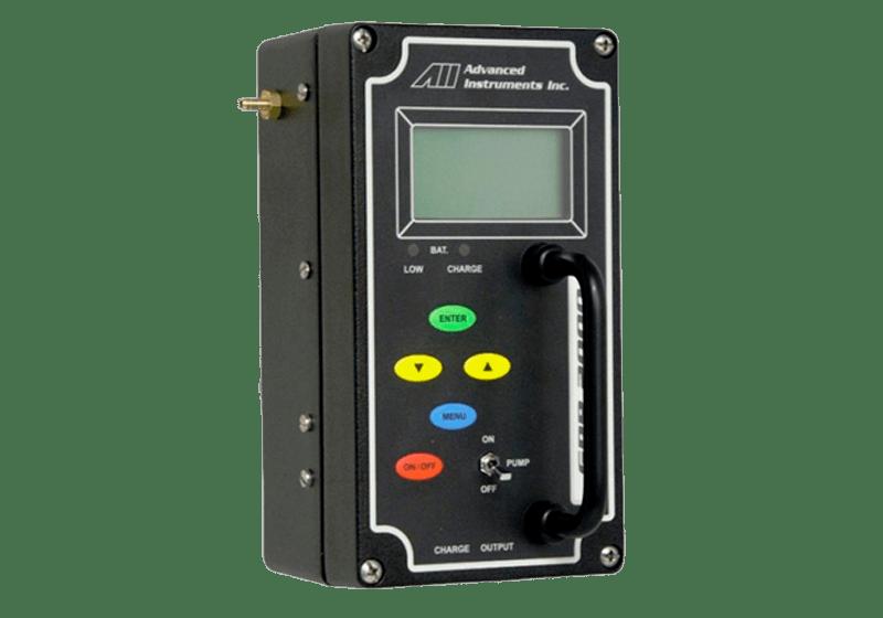Analizador portátil de oxígeno GPR-2000