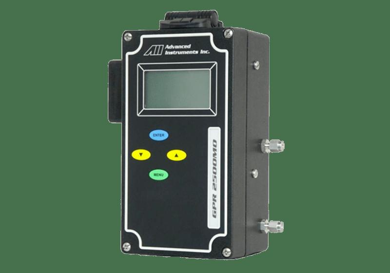Analizador de oxígeno GPR-2500