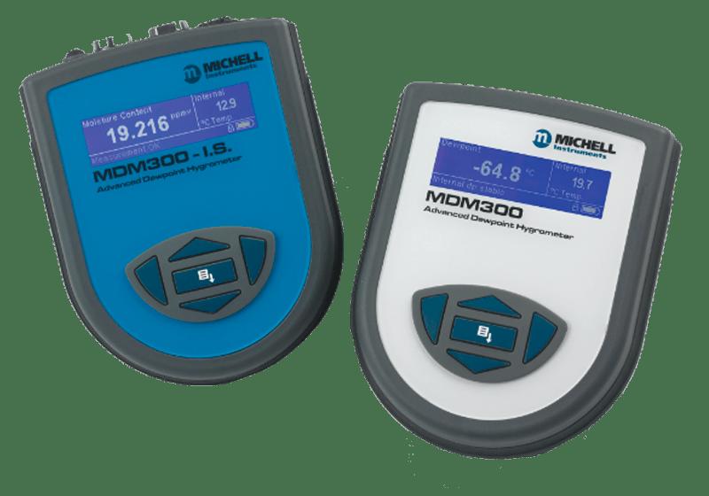 Analizador portatil de humedad MDM 300