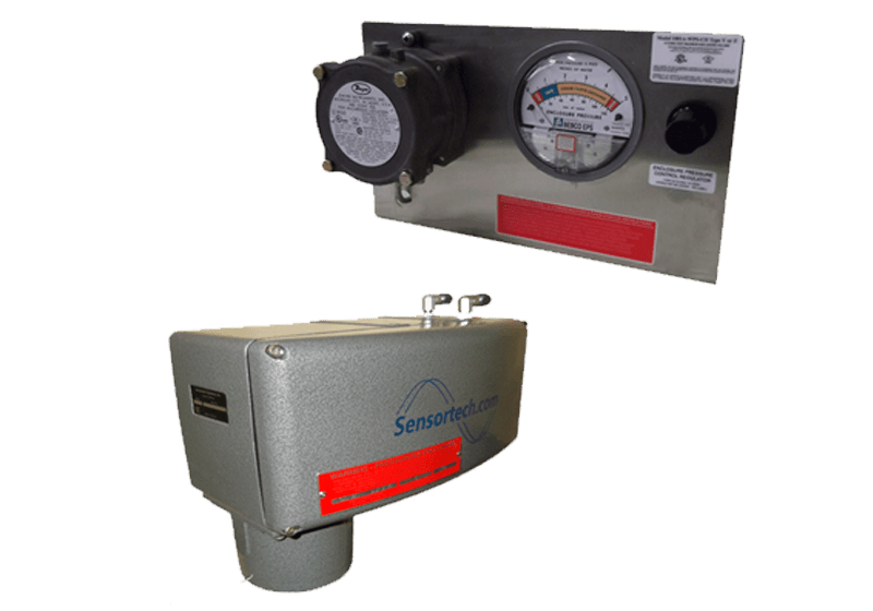 Analizador de humedad en sólidos ATEX NIR-6400