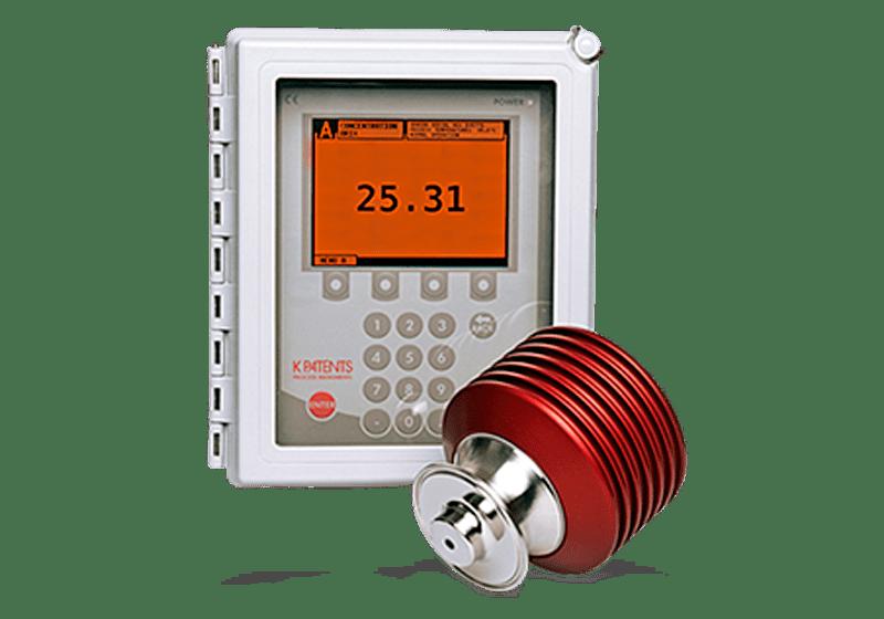 Refractómetro de proceso uso alimentario PR-23-AC