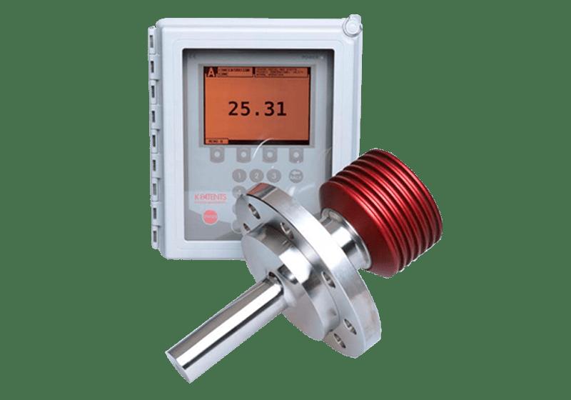 Refractómetro de proceso PR-23-GP