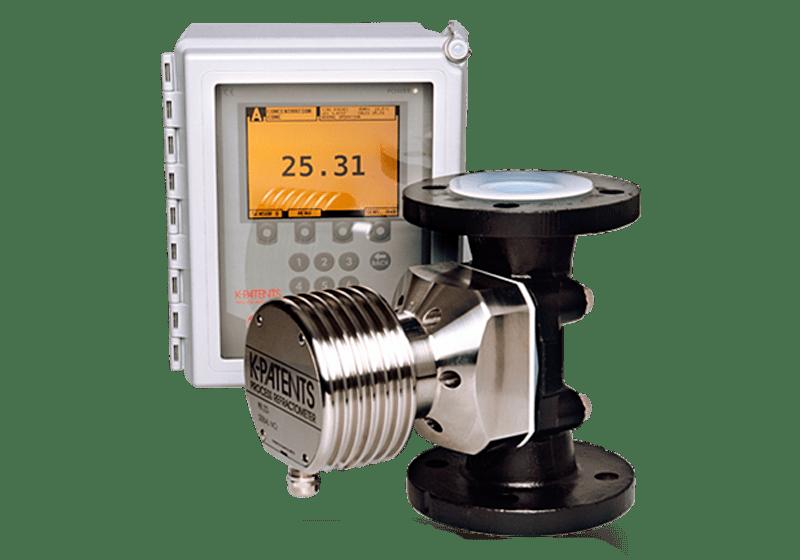 Refractómetro de proceso para medios agresivos PR-23-W