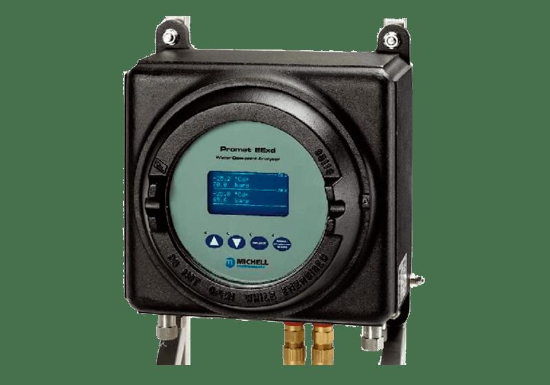 Analizador de punto de rocío ATEX Promet EExd