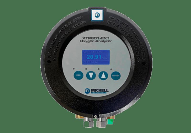Analizador de Oxígeno XTP 601